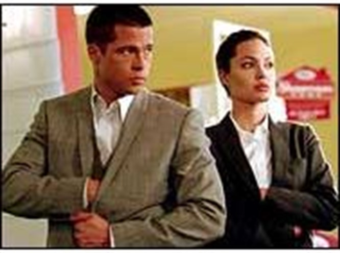 Angelina Jolie: Boşanmadan asla!